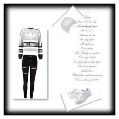 Designer Clothes, Shoes & Bags for Women Adidas Originals, River Island, Topshop, My Style, Polyvore, Design, Women, Women's, Woman