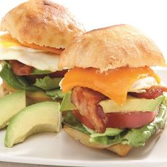 The ultimate grilled cheese made with smoked gouda, avocado, tomato and cheddar cheese on a ciabatta roll.