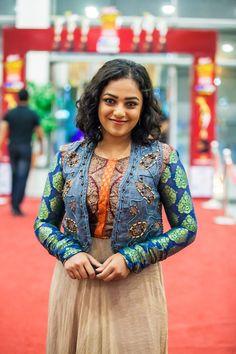 Nithya Menon at SIIMA Awards 2013 #Mollywood #Style #Fashion #Kollywood
