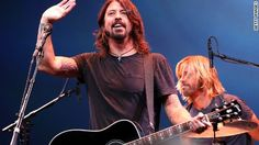Dave Grohl Takes On Animal in Epic 'Muppets' Drum Battle | CNN.com | ****