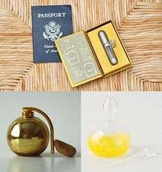 20 Beautiful Perfume Bottles & Atomizers | Design*Sponge