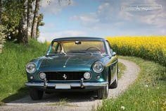 Ferrari 250 GT 2+2 - fahren wie Enzo © Bruno von Rotz #Ferrari #Ferrari250GT #250GT #EnzoFerrari #zwischengas #classiccar #classiccars #oldtimer #oldtimers #auto #car #cars #vintage #retro #classic #fahrzeug