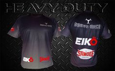 EIKO 2015 MMA Event tee from Heavy Duty Fight Gear.