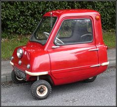 Funny and Weird vehicles : Cars & Bikes - Page 5 Strange Cars, Weird Cars, Donate Car, Microcar, Cute Cars, Funny Cars, Small Cars, Car Humor, Old Cars