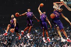 Vince Carder playing on Toronto Raptors at the NBA all-star dunk contest. Basketball Is Life, Basketball Pictures, Basketball Legends, Sports Basketball, Basketball Jersey, Basketball Players, Sports Teams, Slam Dunk, Toronto Raptors