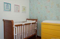 sadalaarquitetura | Quarto de Bebê: Carolina