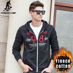 sweatshirts men brand clothing autumn winter warm hoodies men top quality