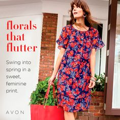 14a7bd4adca0 Avon - Marissa Flutter Dress Check out the current campaign for fashion  specials. Free shipping