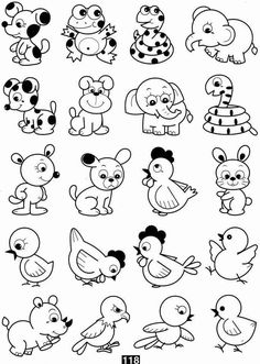Healthy meals for dinner for kids printable 2017 kids Doodle Drawings, Doodle Art, Cartoon Drawings, Cute Drawings, Animal Drawings, Baby Drawing, Drawing For Kids, Art For Kids, Colouring Pages