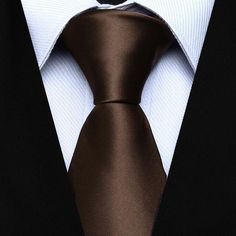 Coffee Bean Tie and Pocket Square - Kravata - Coachella Men, Formal Tie, Mens Fashion Wear, Men's Fashion, Brown Tie, Blue Brown, Beard Model, Tie And Pocket Square, Tie Dye Outfits