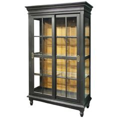 madison park china cabinet - would be a fantastic curiosities cabinet!