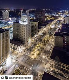 Beautiful photo of downtown Augusta  #lovewhereyoulive  #Repost @aikenphotographer  What's your favorite thing about Downtown Augusta? I've always been drawn to tall structures and city skylines. It's not NYC but it's still pretty awesome to look at. #aikenphotographer Ivey Homes is a local Augusta GA home builder. Homes from the Low $100's to custom.