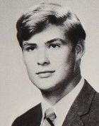 #HappyBirthday David Hasselhoff (July 17, 1952) - click to view pictures from his 1970 Lyons Township High School #yearbook! #DavidHasselhoff #HighSchool #TheHoff #KnightRider