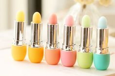 EOS chapstick sticks!! These would make great stocking stuffers!