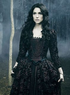 Janet Montgomety as Mary Sibley -Salem-