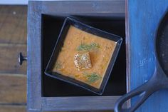 Roasted Tomato and Fennel Soup by Delishhh, via Flickr http://delishhh.com/2011/04/06/roasted-tomato-and-fennel-soup/# #soup