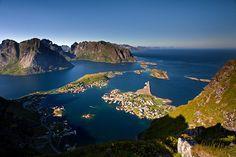 Moskenes, Norway