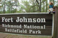 Richmond National Battlefield Park is located in Virginia.