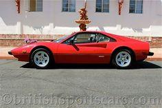 ferrari 308 for sale | 1982 Ferrari 308 GTB for sale - Classic car ad from CollectionCar.com.