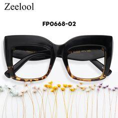 4daed1002b Alberta Cat Eye Tortoise Glasses FP0668-02