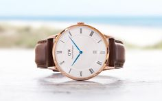 We are giving away 5 watches from the brand new Dapper Collection this week! Enter here: https://www.danielwellington.com/us/win-dapper-watch