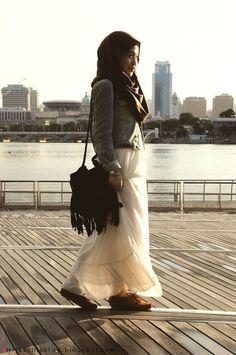 Beauty of hijab