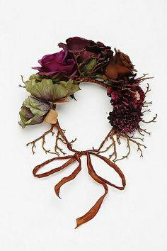 Katie Burley Millinery Woodland Queen Flower Crown