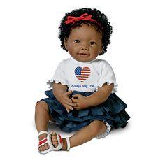 Always Stay True Baby Doll