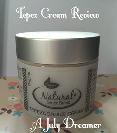 Tepez cream