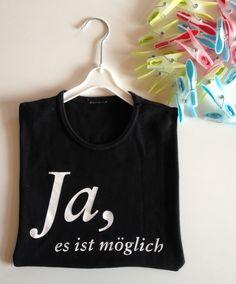 Ton in Ton: DIY - Wäscheklammerbeutel aus T-Shirt