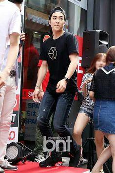 #EXO Xiumin 150711