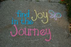 Sidewalk Chalk Project Inspiring The World One Quote At A Time | Divine Diva Inspiration