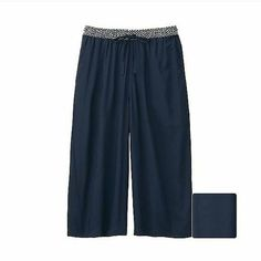 Fashionlicious - online shop indonesia branded: UNIQLO Women Relaco (3/4 pants)