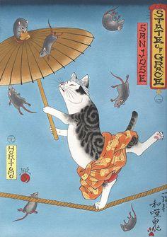 PUSS PUSS Magazine | Monmon Cats