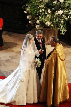Kate. Middleton in Westminster Abbey