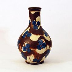 Vase by Unknown artist for Herman A. Kähler Keramik N6821