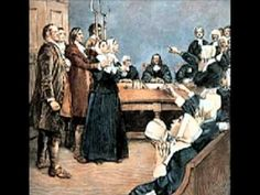 What led to the Salem Witch Trials?
