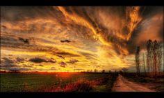 65 красивых панорамных фотографий природы.