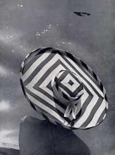 Legroux Soeurs (Millinery) 1946 Photo Jean Moral