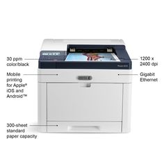 Xerox Phaser 6510 DN Color Laser Printer You Can Find Out More Details