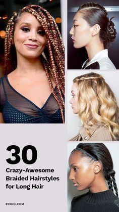 Simple, Chic and Bobbed - 20 Ideas for Bob Braids in Ultra Chic Hairstyles - The Trending Hairstyle New Trendy Hairstyles, Classic Hairstyles, Chic Hairstyles, Box Braids Hairstyles, Trending Hairstyles, Pretty Hairstyles, Hairstyle Ideas, Short Bob Braids, Braids For Long Hair
