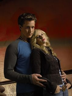 Veronica & Logan from Veronica Mars