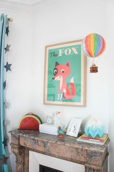 Kid's room / At home : la chambre de notre Baby Boy ♥ - FrenchyFancy
