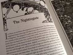 Short story 14: The Nightingale, Hans Christian Anderson. Some of Anderson's work is disturbing, to say the least. This is one of the lighter, better ones, in my opinion. The age old tale that the real, natural thing is better than a gaudy, sparkly imitation. I really enjoyed it.