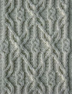 by Annie Maloney A new selection of 29 cable stitch patterns, designed by the author. Note: File size is document is 36 pgs plus cover. Please check the errata page for Annie Maloney pu… Cable Knitting Patterns, Knitting Stiches, Crochet Stitches Patterns, Crochet Patterns Amigurumi, Stitch Patterns, Knit Crochet, Knitting Machine, Crochet Stitches For Blankets, Crochet Stitches For Beginners