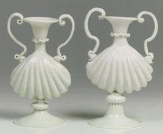 Vases, Art Of Glass, Sugar Craft, Venetian Glass, Ancient Jewelry, Opaline, Carafe, Retro, Decoration