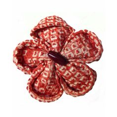 Japanese Kanzashi flower brooch handmade in by TaniaBishopDesigns, $30.00