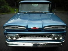 "1961 Chevrolet Pickup  """