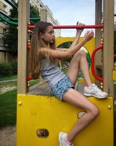Image may contain 1 person sitting shoes shorts child and outdoor Image may contain 1 person sitting shoes shorts child and outdoor Image may contain … – Preteen Girly Girl Outfits, Cute Little Girl Dresses, Cute Young Girl, Beautiful Little Girls, Kids Outfits Girls, Cute Little Girls, Preteen Girls Fashion, Young Girl Fashion, Little Girl Models