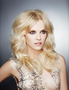 Model: Ginta Lapina Photo arrangement: Karl Lagerfeld Beautiful Long Hair, Most Beautiful, Ginta Lapina, Elle Ferguson, Photo Arrangement, Hair Shows, Karl Lagerfeld, Things To Think About, Photoshoot